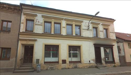 RD a Komerční objekt, Nové Město pod Smrkem Liberec, INSOLVENCE