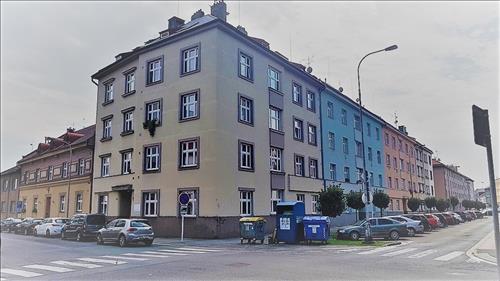 2+kk, 48m2, Nerudova, Hradec Králové