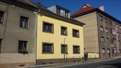 Bytový dům, Nymburk, 7 bytových jednotek