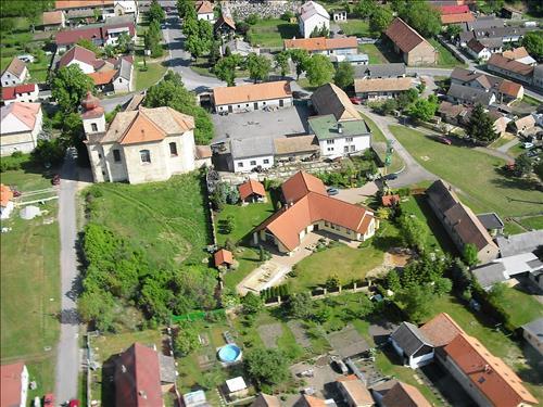 Rodinné sídlo 240m2, pozemek 2507m2, Mladá Boleslav