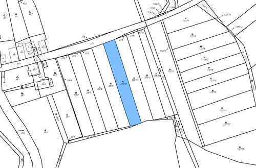 Trvalý travnatý porost 1582 m2 , Bezdědice u Hostomic, Hostomice, okres Beroun