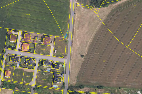 Orná půda 65 m2, k.ú. Velké Přílepy, Kamýk u Velkých Přílep, okres Praha-západ