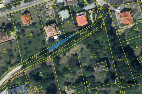 Ostatní plocha 62 m2, Všenory, okres Praha-západ