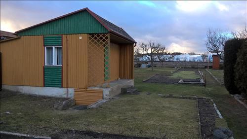 Zahradní domek, zastavěná plocha 39m2, zahrada 349m2, kat. území Borohrádek, okres Rychnov nad Kněžnou