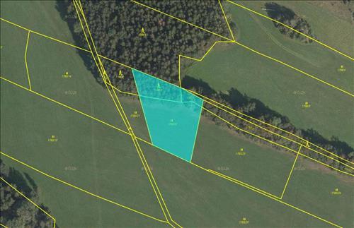 Pozemky o celkové ploše 3005 m2, Baška, okres Frýdek-Místek