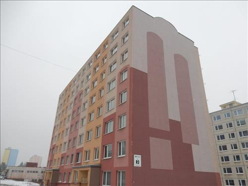 Byt 2+kk, 40m2, 4NP s výtahem, Janov u Litvínova, Litvínov