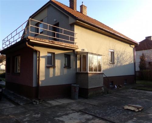 Rodinný dům 624m2 na pozemku o ploše 1583 m2, Stradouň, okres Ústí nad Orlicí