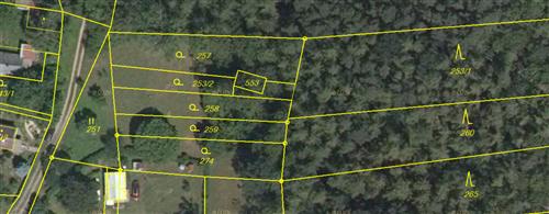 Pozemky o celkové ploše 1.071,25 m2, k.ú. Dobrkov, okres Chrudim