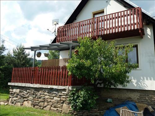 Rodinný dům 114m2 na pozemku o ploše  744 m2, Janoušov, okres Šumperk