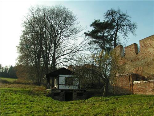 Pozemek 3415 m2, k.ú. Šitboř, okres Domažlice