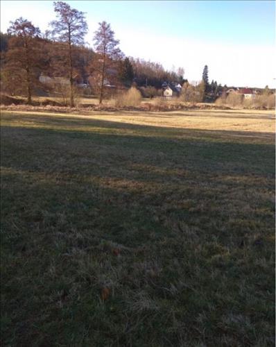 Pozemek 2889 m2, k.ú. Vysoká Pec u Bohutína, okres Příbram