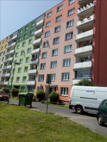 Byt 3+1 64 m2, k.ú. Dolní Chodov, okres Sokolov
