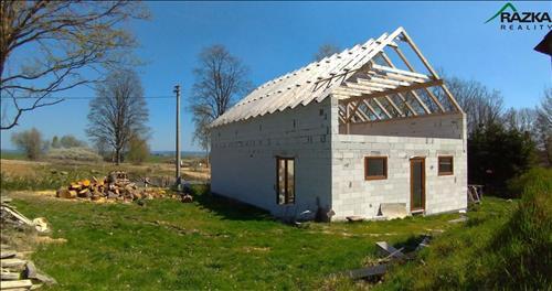 Rodinný dům, výměra pozemku 1248 m2, k.ú. Štokov, obec Chodský Újezd, okres Tachov