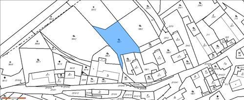 Pozemek 1398m2, Kokořínsko, k.ú. Chlum u Dubé