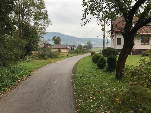 Prodej stavebního pozemku, výměra 1.105m2, k.ú. Červená Voda, okres Ústí nad Orlicí