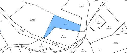 Prodej pozemků 3.758m2, k.ú. Poteč, okres Zlín