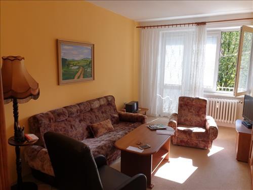 Byt 3+1 s balkónem, k.ú. Opavské Předměstí, obec Krnov, okres Bruntál