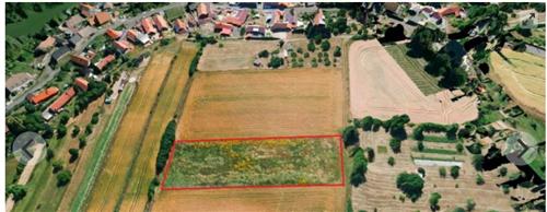 Stavební pozemek 3002 m2, k.ú. Žabonosy, okres Kolín