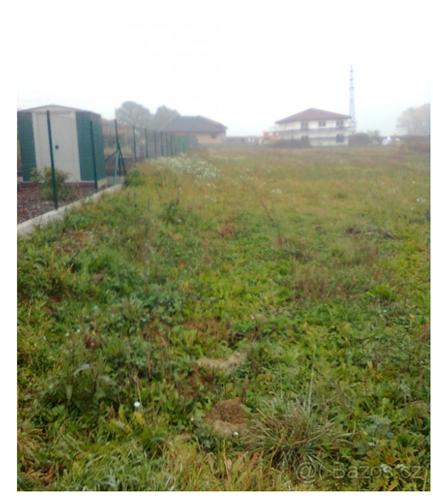 Stavební pozemek 3571 m2, k.ú. Kostelec nad Labem, okres Mělník