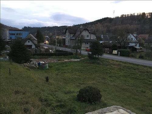 Prodej zahrady o výměře 505m2, nacházející se v okrese Šumperk, k.ú. Oskava