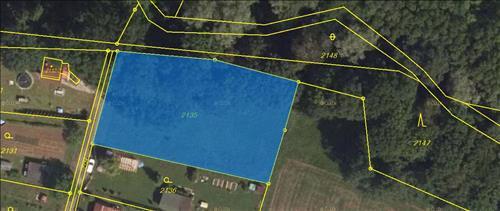 Prodej pozemku s možností výstavby chaty, výměra 1934m2, k.ú. Horní Těrlicko, okres Karviná