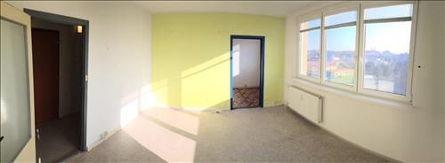 Prodej bytu 2+1 v OV (48m2), k.ú. Lazce, okres Olomouc