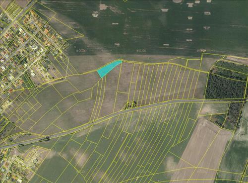 Prodej stavebního pozemku o výměře 3.046m2, k.ú. Sezemice nad Loučnou, okres Pardubice