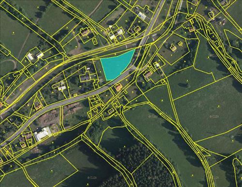 Prodej orné půdy o výměře 2.693m2, k.ú. Holčovice, okres Bruntál
