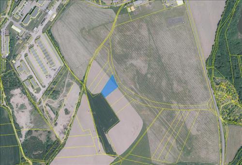 Prodej pozemku o výměře 4.799m2, ostatní plocha, k.ú. Nové Strakonice, okres Strakonice