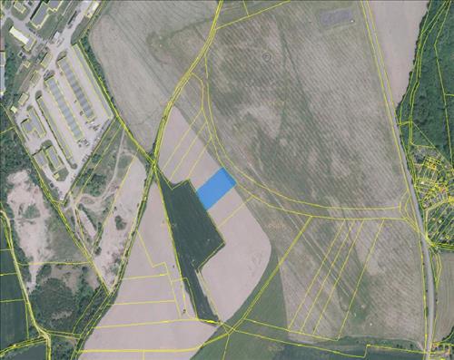 Prodej pozemku o výměře 4.874m2, ostatní plocha, k.ú. Nové Strakonice, okres Strakonice