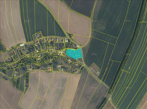 Prodej souhrn stavební parcel, zahrad a ostatních pozemků o výměře 7.927m2, k.ú. Radišov, okres Svitavy