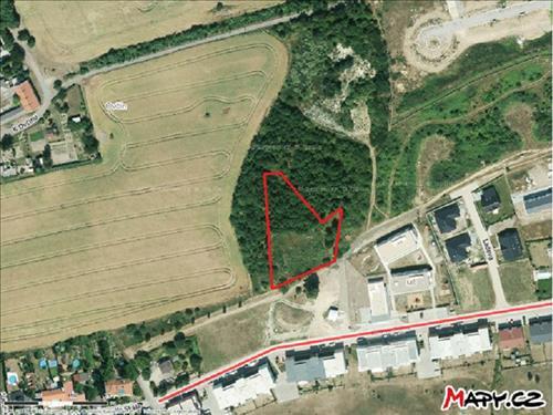 Prodej souboru pozemků o výměře 1.780m2, k.ú. Horoměřice, okres Praha- západ