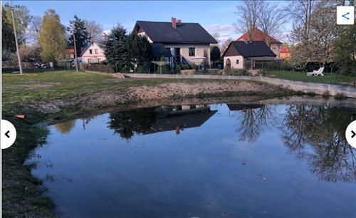 Prodej stavebního pozemku s rybníkem o výměře 2.008m2, k.ú. Šneky, okres Cheb