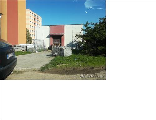 Prodej bývalého vodárenského objektu, k.ú. Hranice, okres Přerov