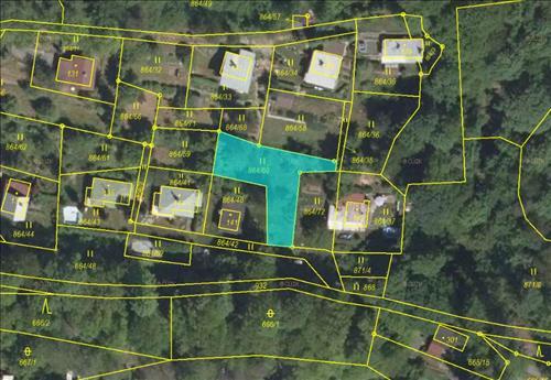 Prodej rekreačního pozemku o výměře 418m2, k.ú. Nové Těchanovice, okres Opava