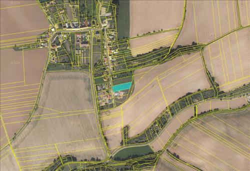 Prodej stavebního pozemku o výměře 2.131m2, k.ú. Čelechovice u Přerova, okres Přerov