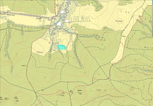 Prodej souboru pozemků o výměře 7.676m2, k.ú. Stupava, okres Uherské Hradiště