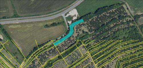 Prodej pozemku o výměře 2004m2, veden jako trvalý travní porost, k.ú. Kobylí na Moravě, okres Břeclav