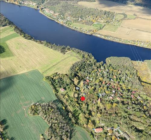 Prodej stavebního pozemku o výměře 550m2, k.ú. Zvírotice, obec Dublovice, okres Příbram