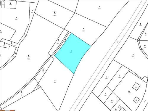 Prodej pozemku o výměře 2.937m2, veden jako trvalý travní porost, k.ú. Vranové II, obec Malá Skála, okres Jablonec nad Nisou