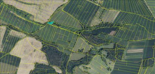 Prodej pozemku o výměře 1.264m2, veden jako trvalý travní porost, k.ú. Bukovany u Týnce nad Sázavou, okres Benešov
