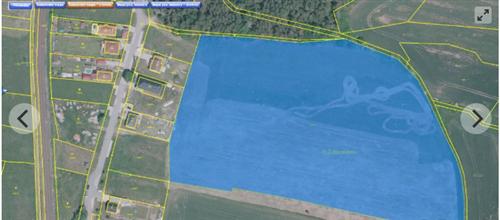 Prodej orné půdy o výměře 39.669m2, k.ú. Putim, obec Putim, okres Písek
