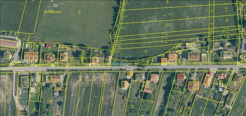 Prodej souboru pozemků o výměře 2.098m2, k.ú. Vochov, okres Plzeň - sever