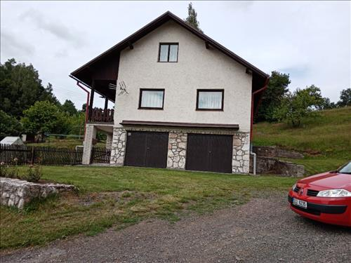 Prodej rodinného domu, k.ú. Kundratice, obec Košťálov, okres Semily