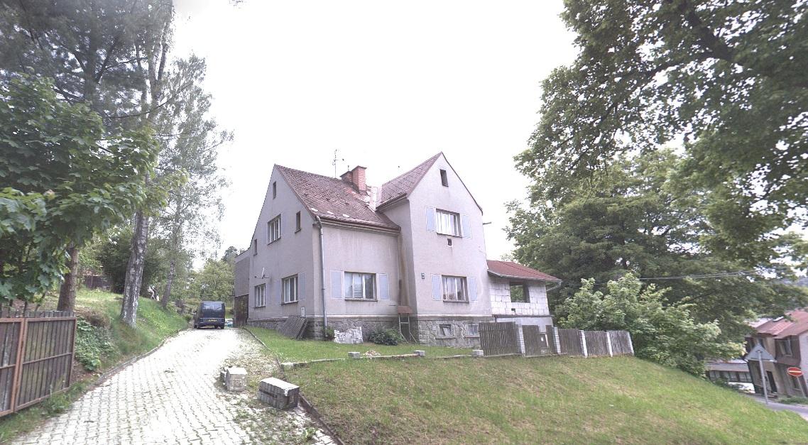 RD, podíl 1/2, Jablonec nad Nisou, INSOLVENCE