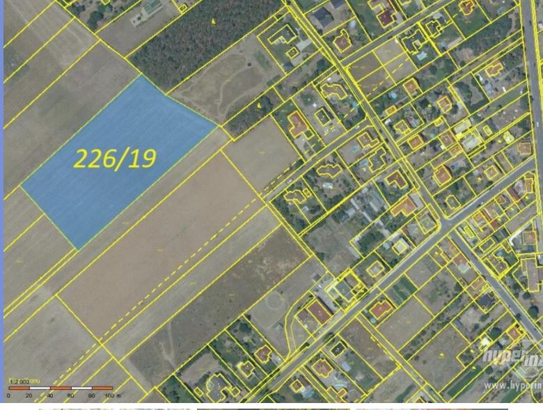 Prodej pozemku o výměře 14.460m2, trvalý travní porost, k.ú. Vědomice, okres Litoměřice