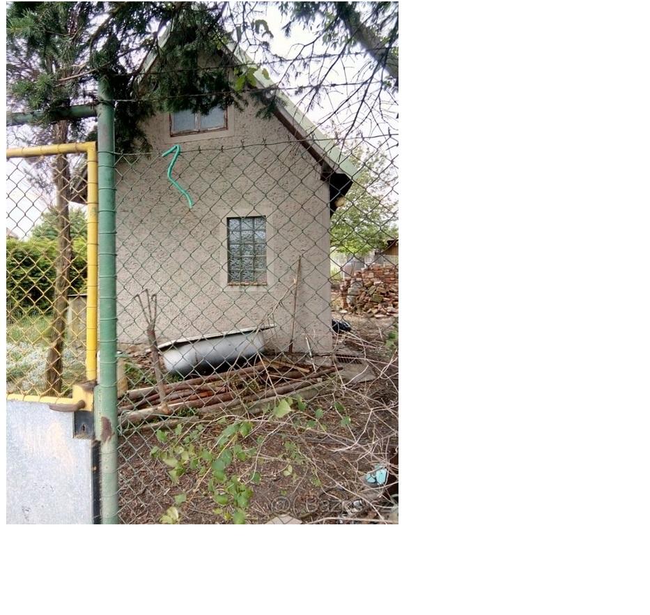 Prodej zahrady o výměře 532m2, k.ú. Bečov u Mostu, okres Most